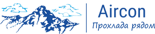 Логотип Эйркон