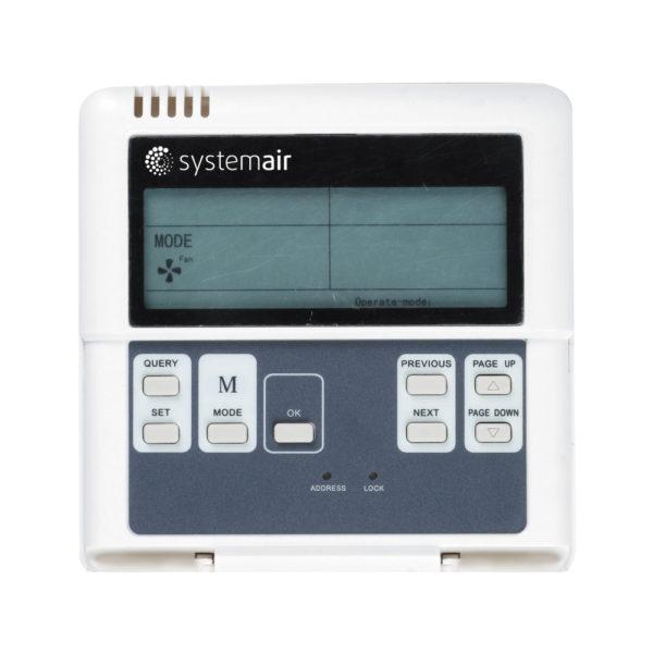 Проводной пульт SYSTEMAIR SYSCONTROL WC 12 Уфа