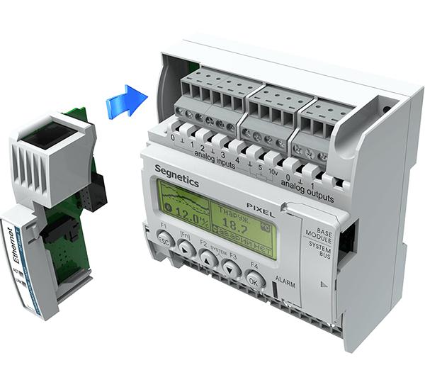 контроллер для вентиляции