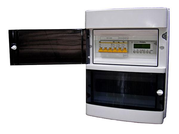 контроллер щита управления вентиляцией