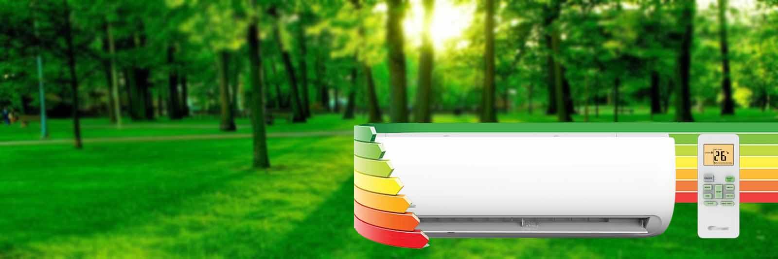 Показатели энергоэффективности кондиционеров и тепловых насосов